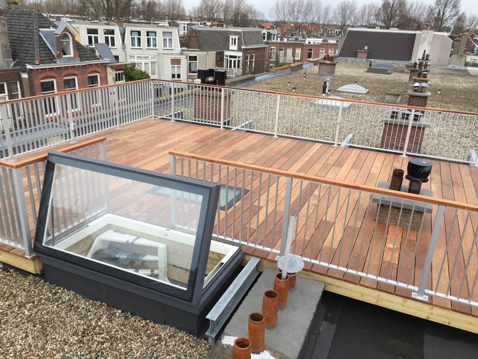 Dakterras Of Balkon : Dakterras balkon veranda terras door scottishcrown