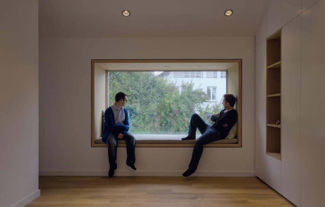 หน้าต่าง โดย Bodamer Faber Architekten BDA, โมเดิร์น