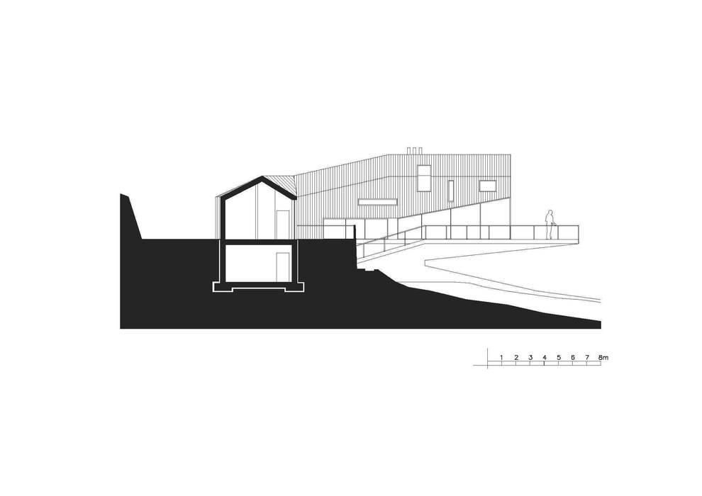 modern  oleh Zalewski Architecture Group, Modern