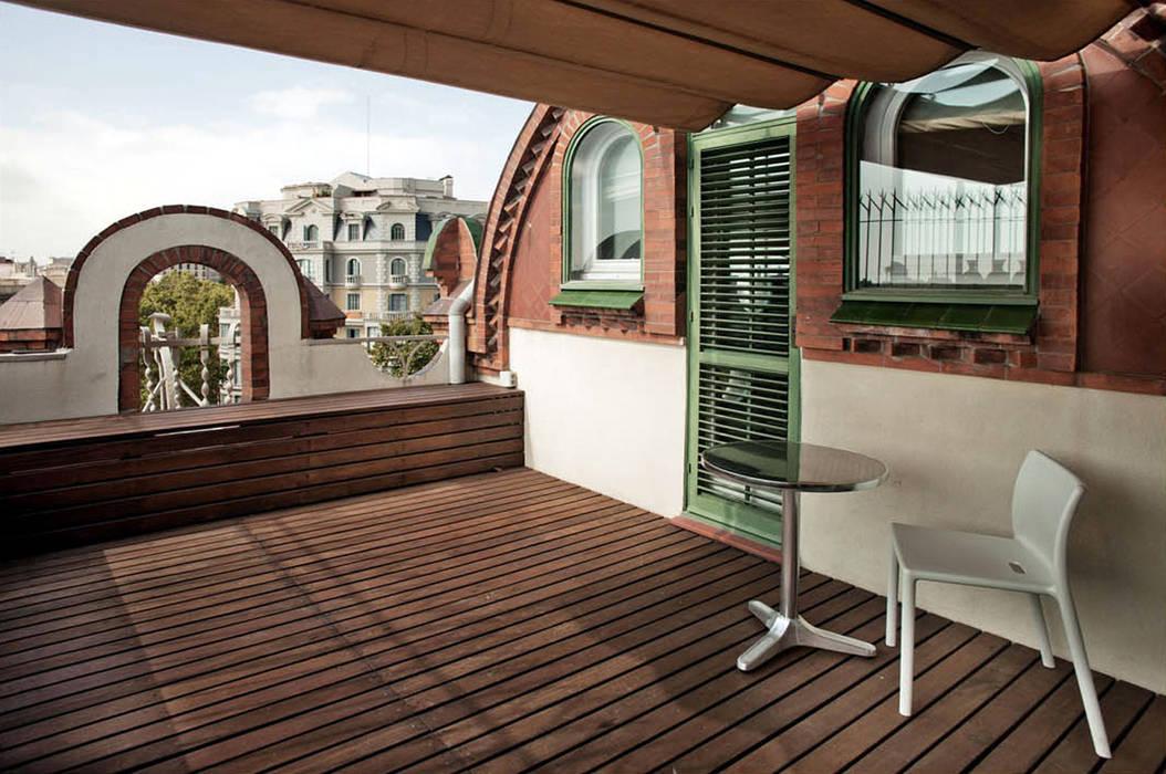 Mediterranean style kitchen by mobla manufactured architecture scp Mediterranean