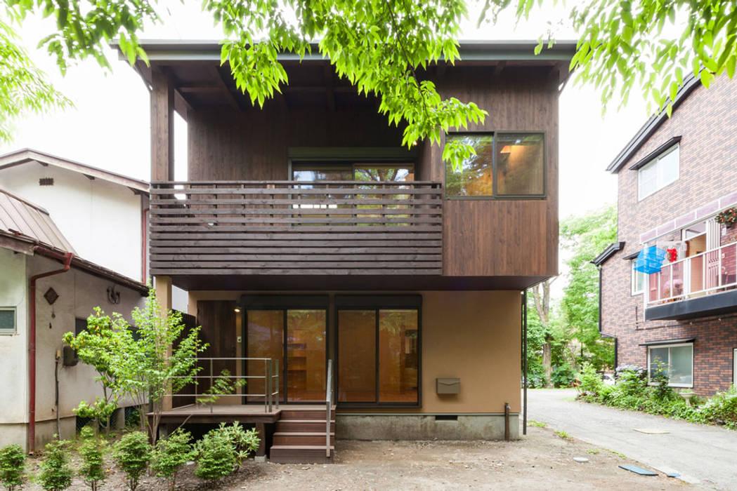 光風舎1級建築士事務所 Rumah Gaya Skandinavia