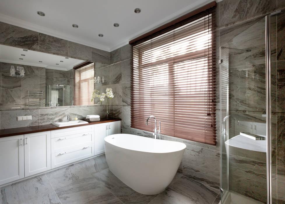 Ванные комнаты в . Автор – MARTINarchitects,