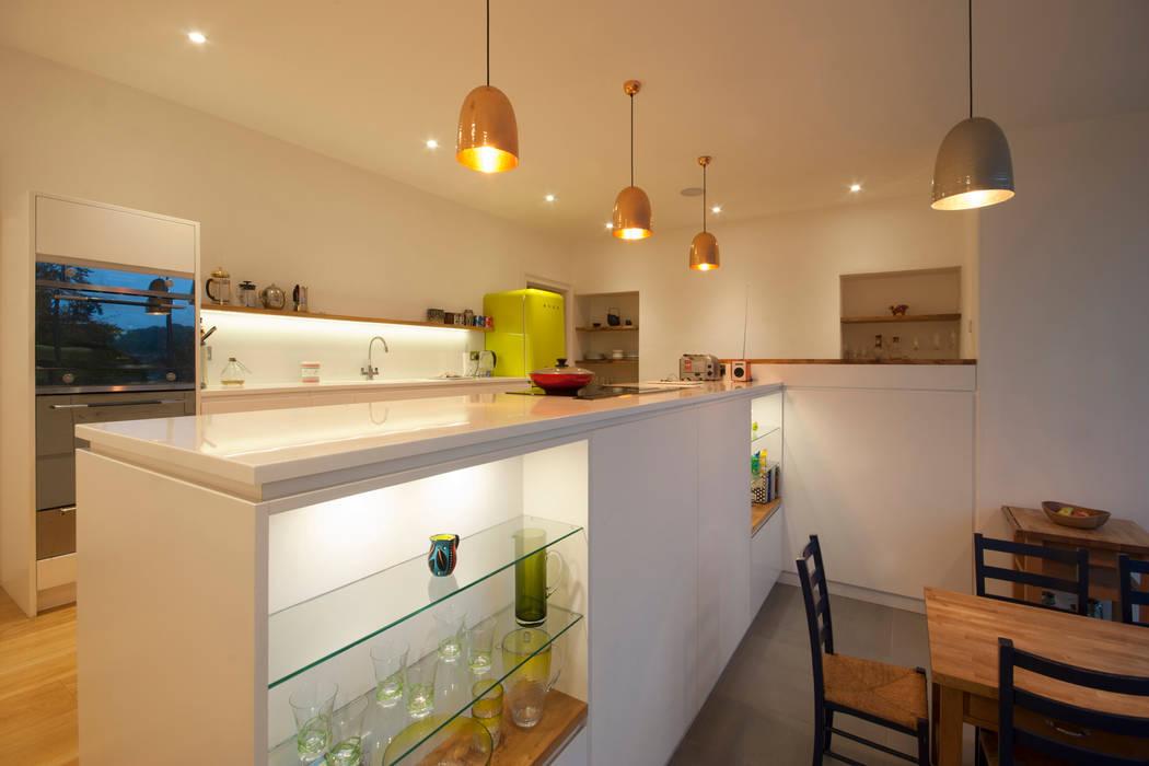 Sydney Buildings Designscape Architects Ltd Modern kitchen