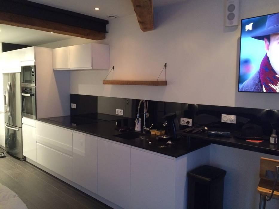 Schott Cuisines Dapur Modern