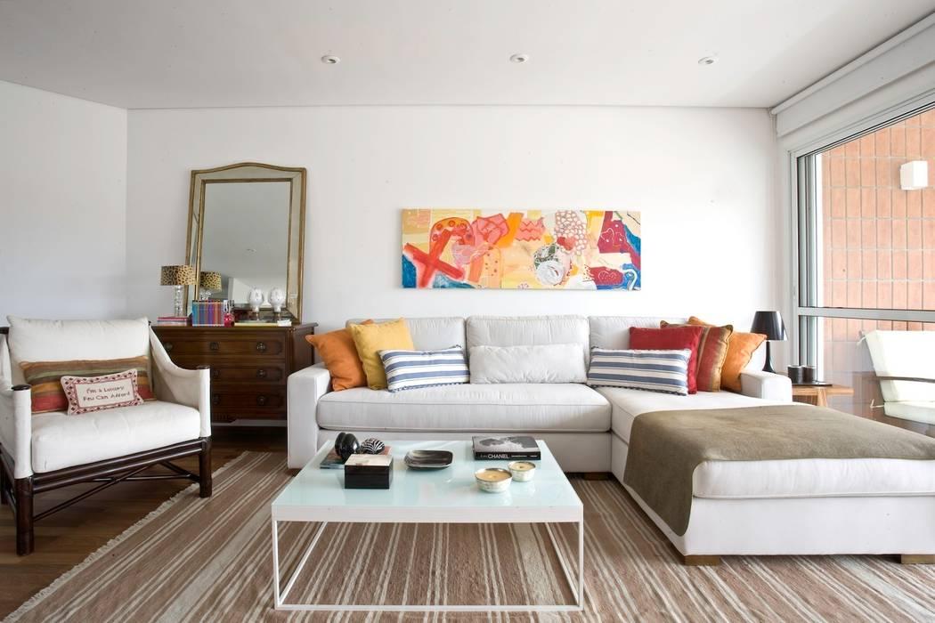 Sala Integrada Salas de estar modernas por Pereira Reade Interiores Moderno