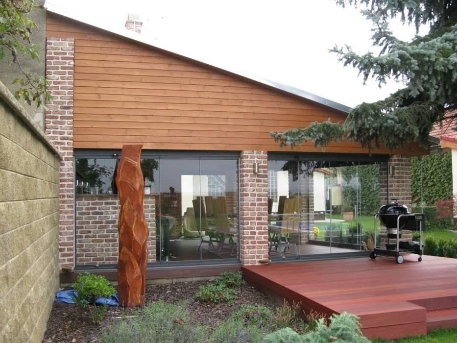 SUNFLEX Aluminiumsysteme GmbH Balcon, Veranda & Terrasse classiques
