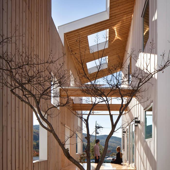 평상풍경집: 리을도랑아틀리에의  주택