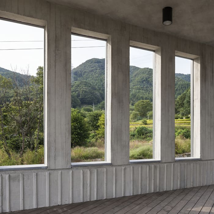 Nowoczesne okna i drzwi od SpaceMGT Nowoczesny