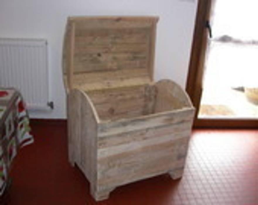 Rangements en bois de récupération !: chambre d\'enfants de ...