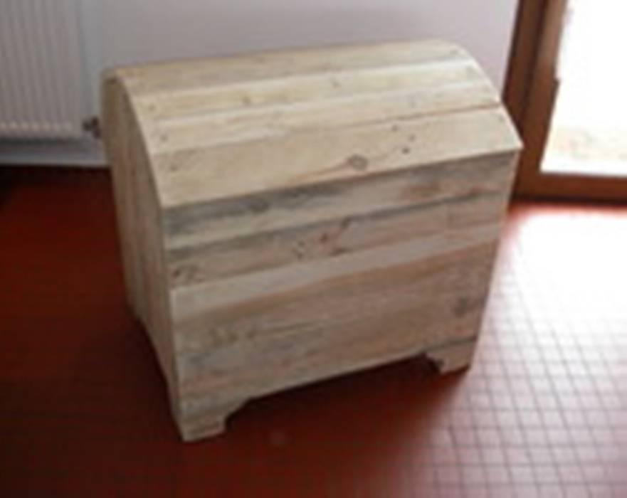 Rangements en bois de récupération !: chambre d\'enfants de style par ...