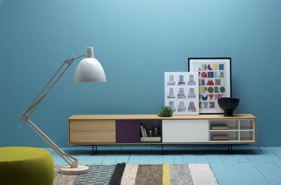 Propuestas para salón Europa 20 Salones de estilo moderno