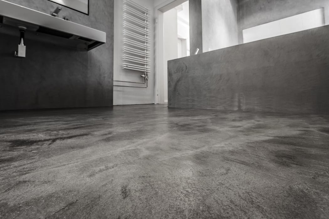 Beton ciré: badezimmer von beton-ciré, | homify