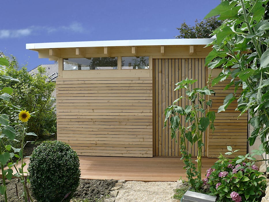 Garden by Gartenhauptdarsteller, Modern