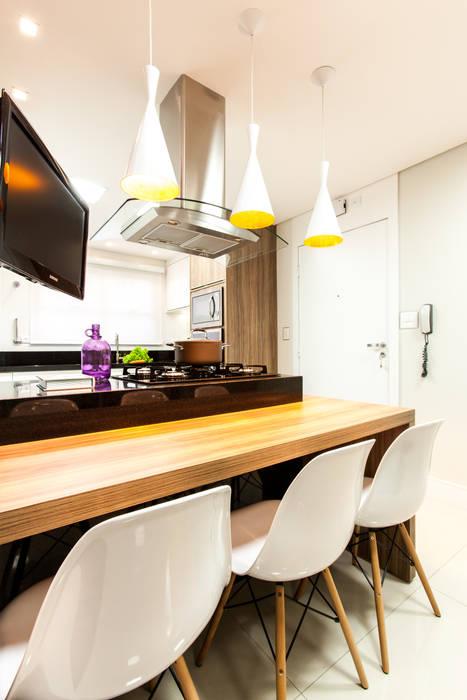 Detalhes Cozinhas modernas por Barbara Dundes | ARQ + DESIGN Moderno