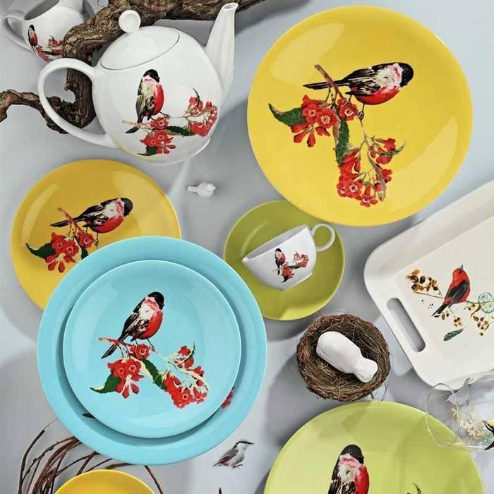 Binbirdekorasyon İç Dış Ticaret КухняСтолові прилади, посуд і посуд