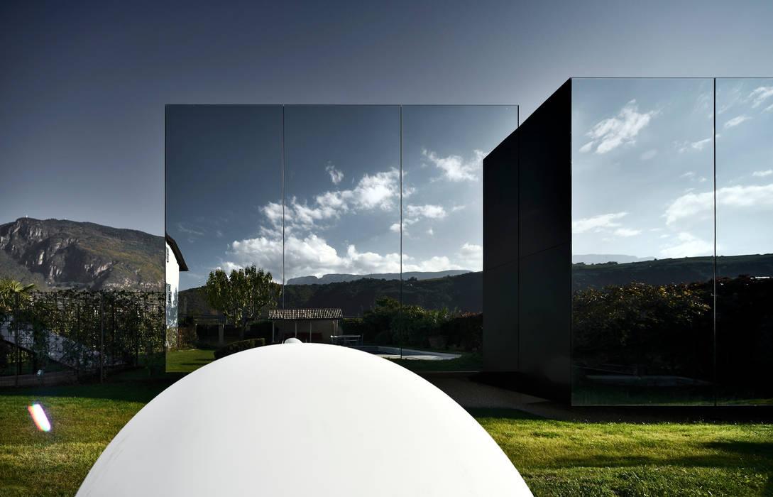 Mirror Houses Minimalistische Häuser von Peter Pichler Architecture Minimalistisch