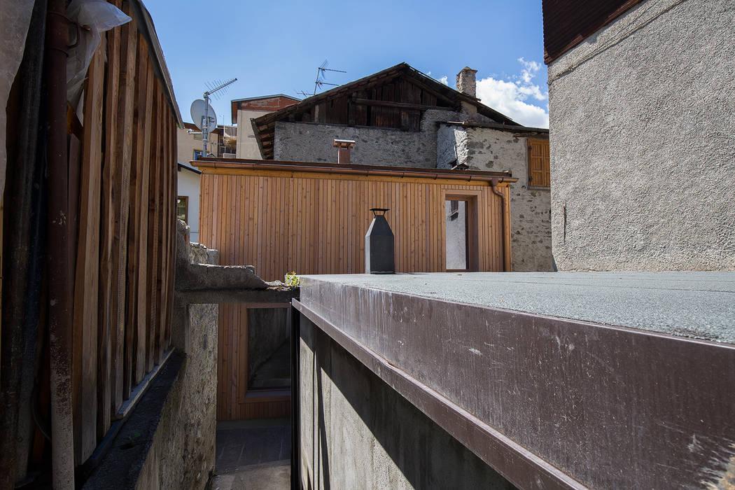BEARprogetti - Architetto Enrico Bellotti Minimalistische Häuser