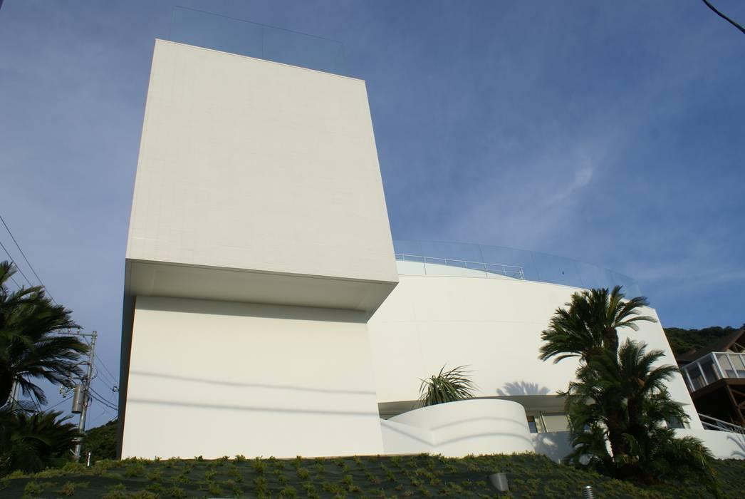 外観: アトリエ T+Kが手掛けた家です。
