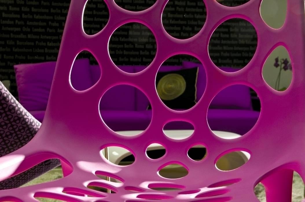 Industrial style study/office by formativ. indywidualne projekty wnętrz Industrial
