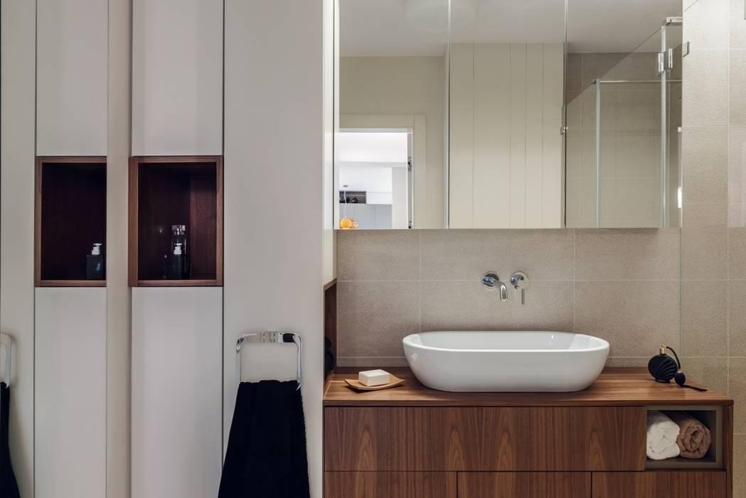 formativ. indywidualne projekty wnętrz Modern bathroom