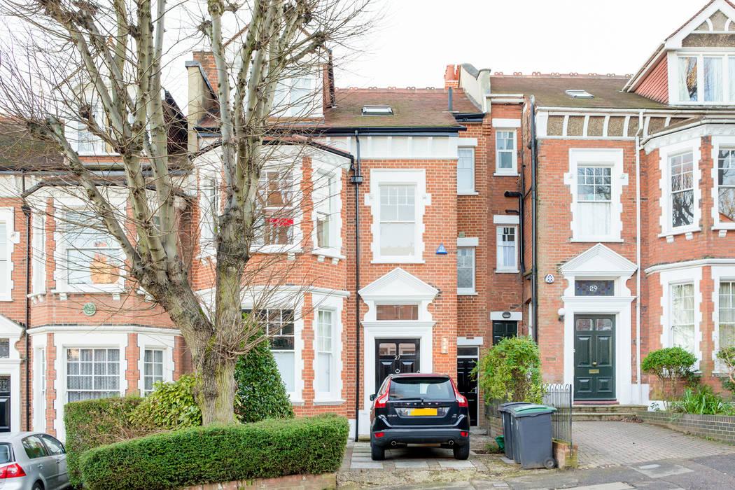 Casas de estilo  de deDraft Ltd, Moderno