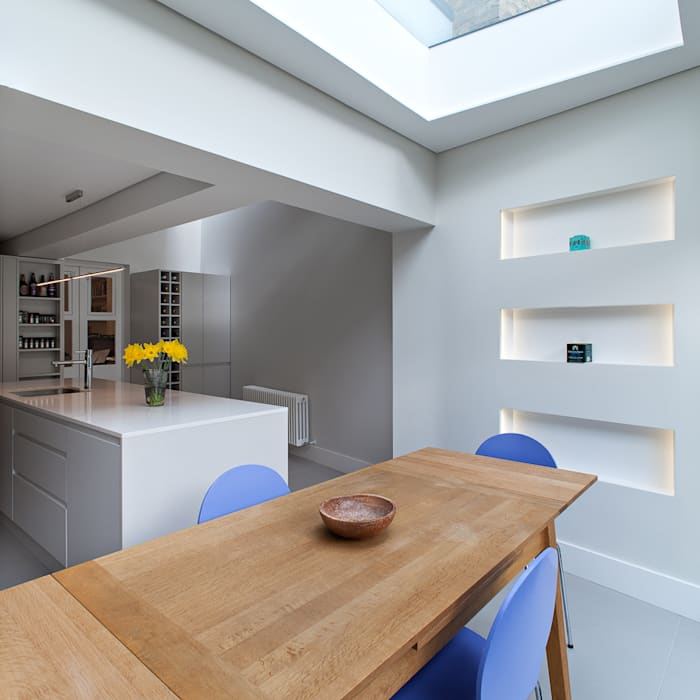 images of contemporary kitchens highbury town house modern kitchen by ape architecture 4624