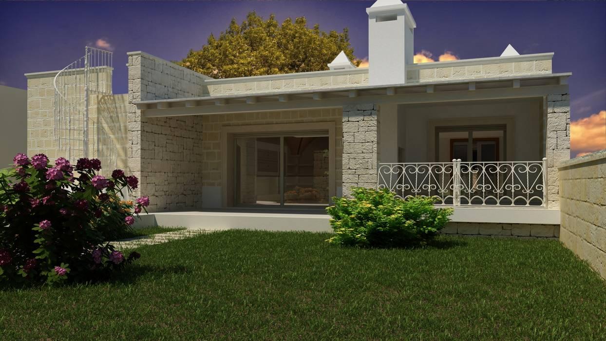 Casas de estilo  por De Vivo Home Design