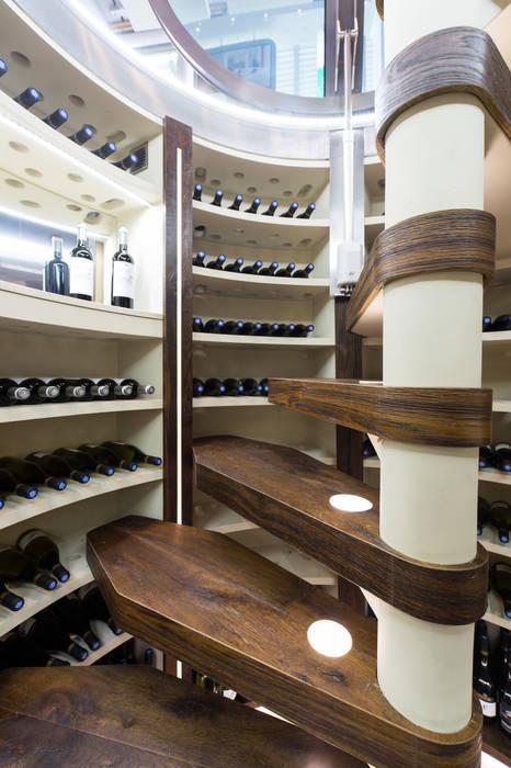 Spiralweinkeller:  Weinkeller von JMF