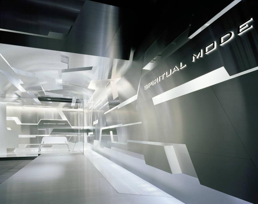SPIRITUAL MODE 南青山ショールーム: FUMITA  DESIGN OFFICE INC.が手掛けた商業空間です。