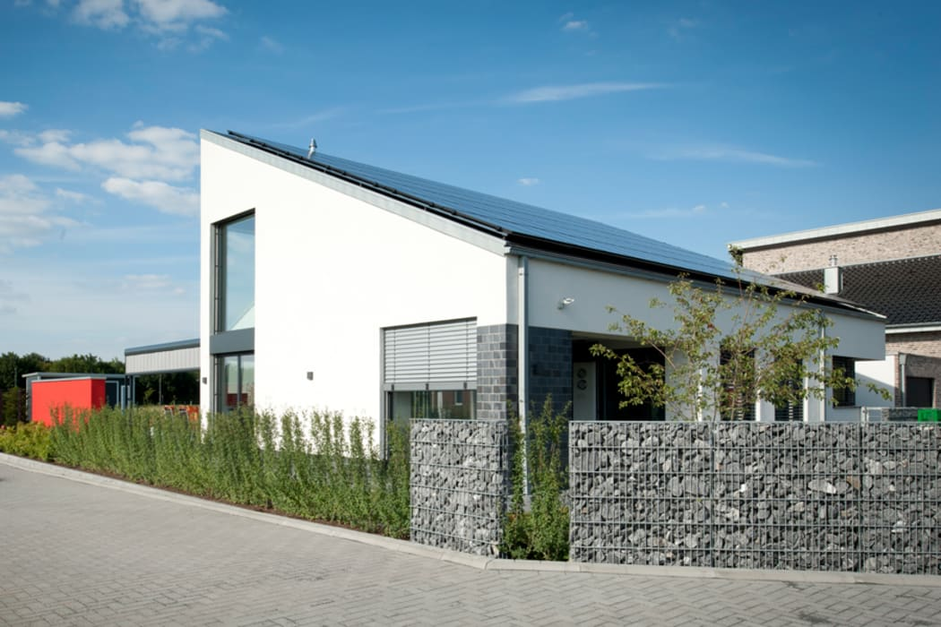 Architekturbüro J. + J. Viethen Casas modernas