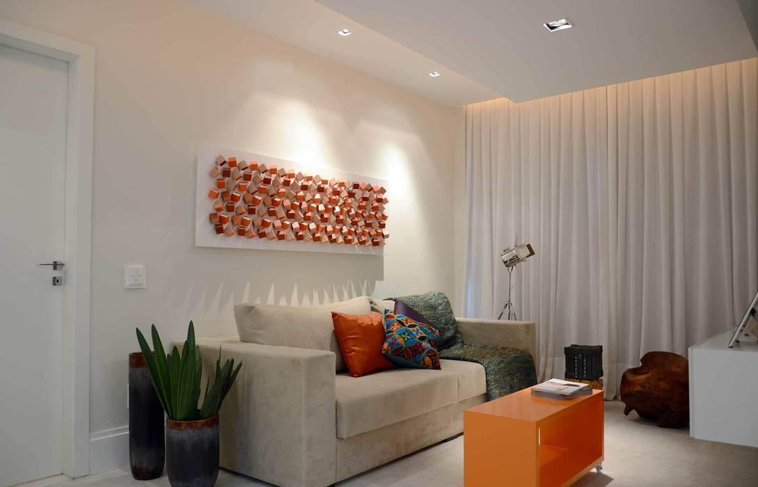 Sala de Estar: Salas de estar  por fpr Studio