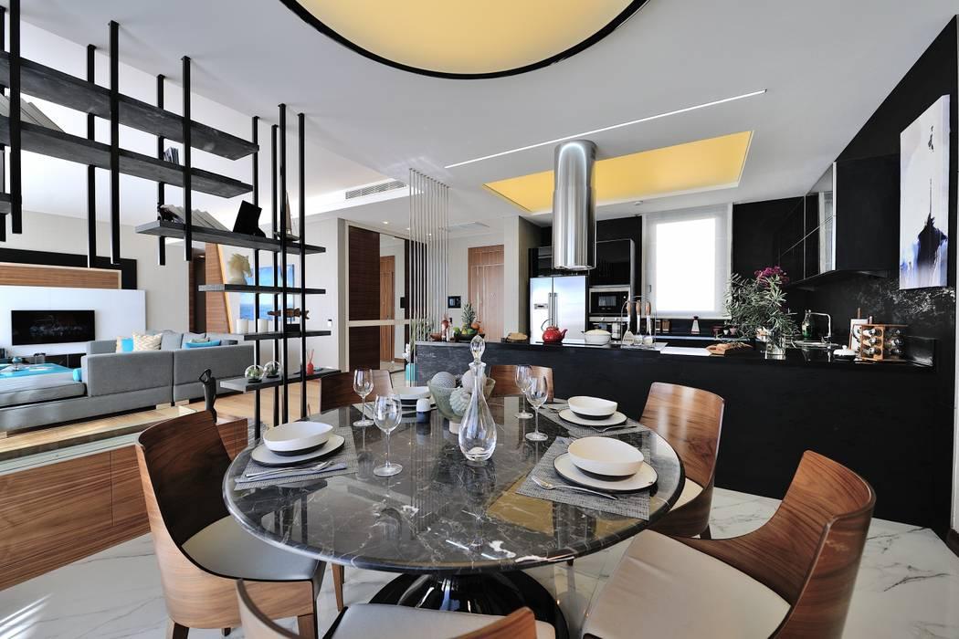 Voltaj Tasarım Modern dining room