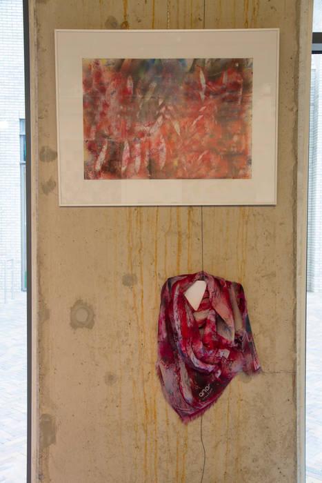 Showroom Anar Creations, winkelcentrum Terwijde Utrecht: modern  door Anar Creations, Modern