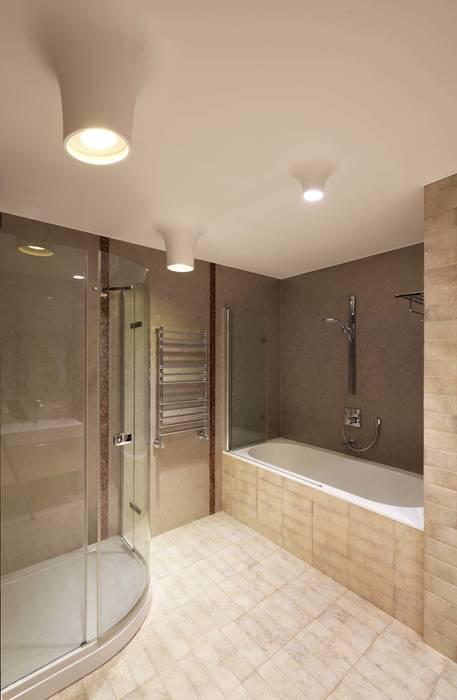 Ванные комнаты в . Автор – homify, Эклектичный