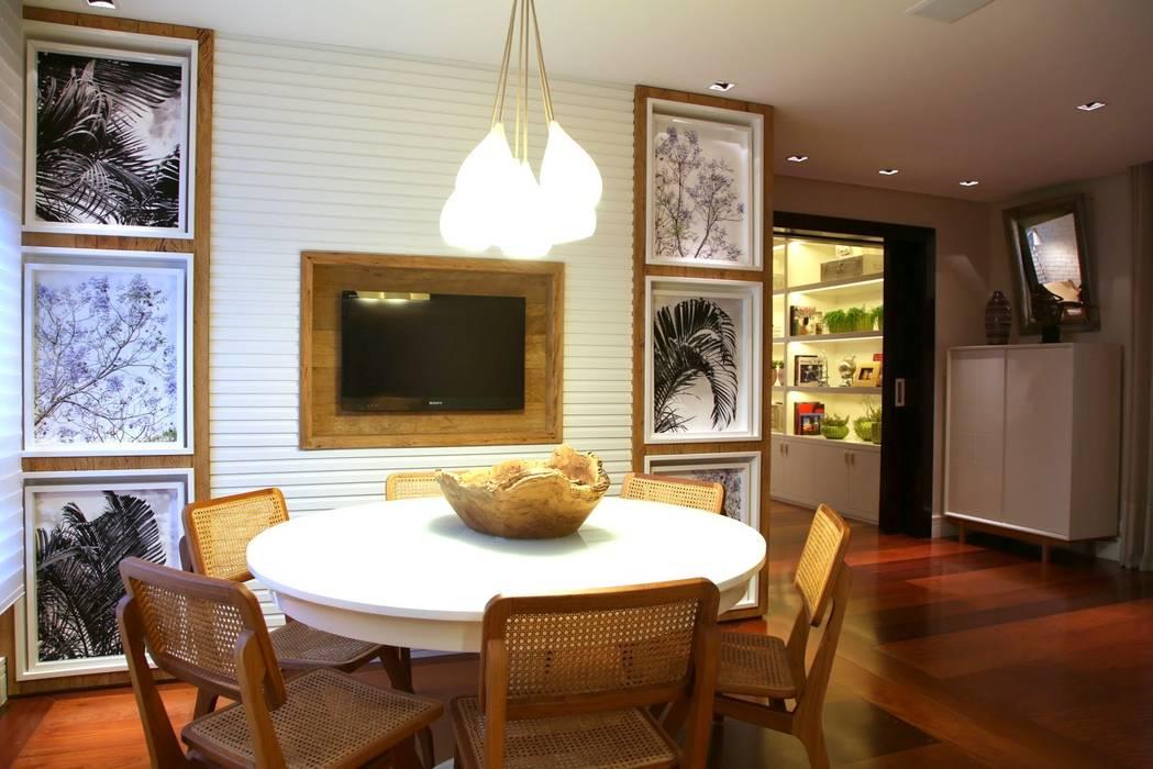 Dining room by MeyerCortez arquitetura & design,