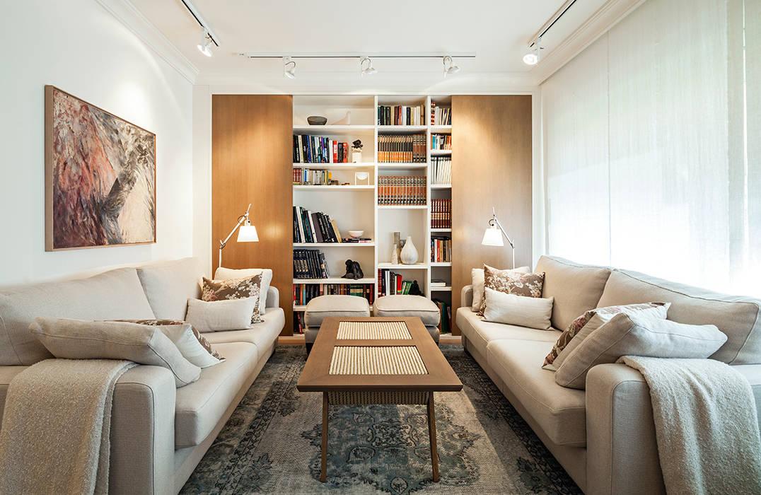 Sala de estar Salas de estilo clásico de DyD Interiorismo - Chelo Alcañíz Clásico