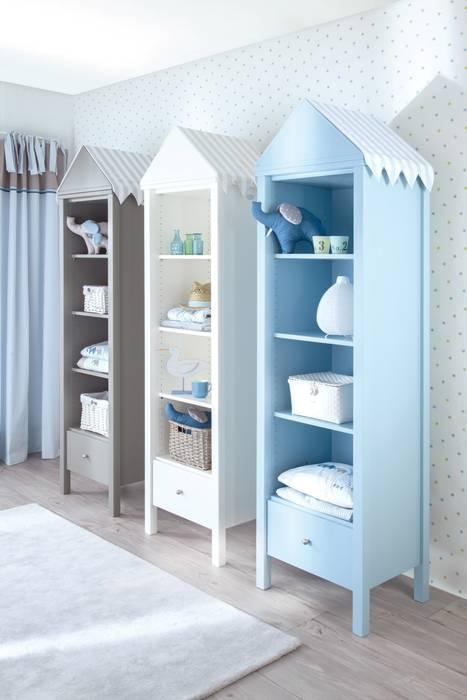 Strandhaus Regale Kinderzimmer Von Annette Frank Gmbh Homify