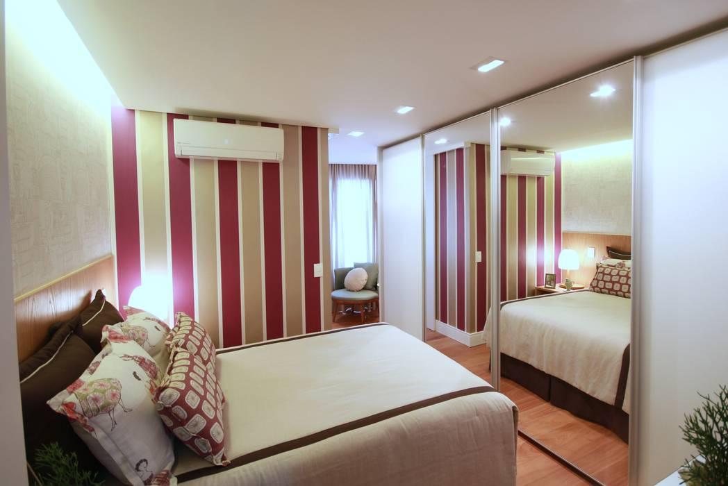 MeyerCortez arquitetura & design Modern Bedroom