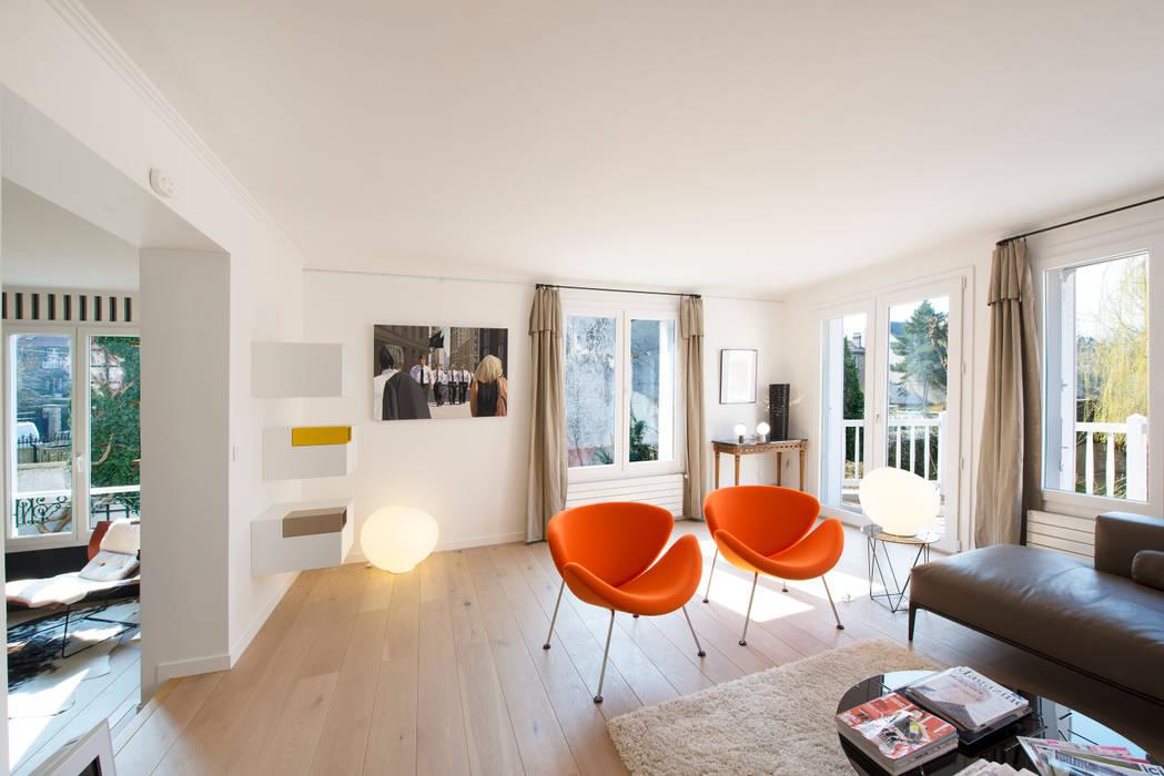 Hélène de Tassigny Modern living room