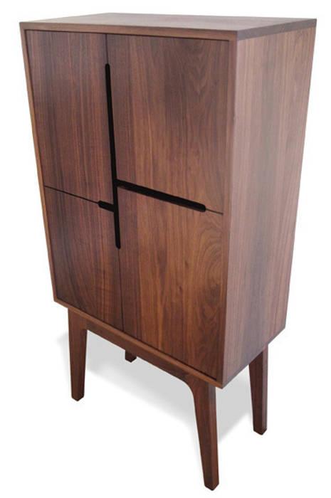 ES Cabinet: modern  by AFID Design, Modern
