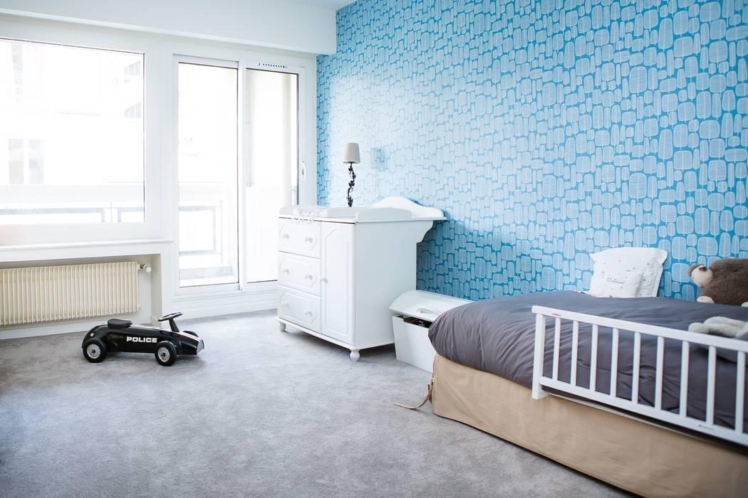 Hélène de Tassigny Modern nursery/kids room