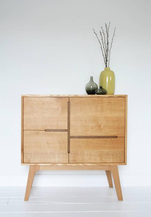 ES Cabinet: scandinavian  by AFID Design, Scandinavian