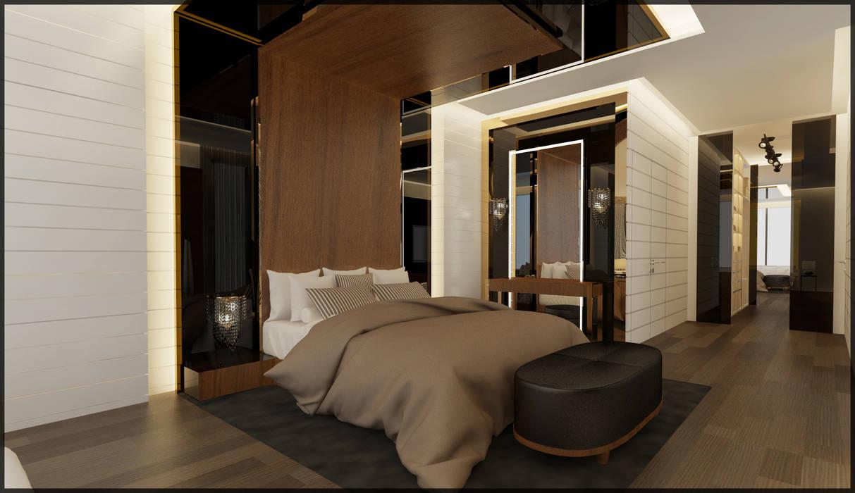 Nuevo Tasarım – Yatak odası:  tarz Yatak Odası
