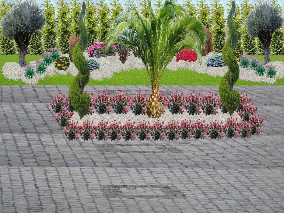 Sapanca Tropikal Bahçe Çisem Peyzaj Tasarım Tropikal
