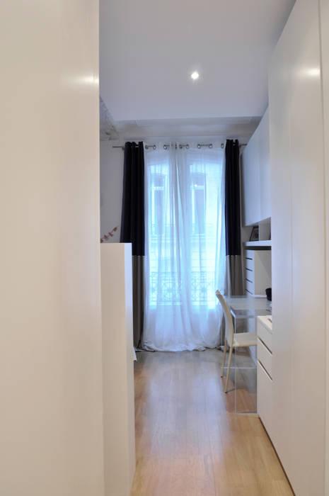 sur mesure: Chambre de style de style Moderne par officine TNT Architecture