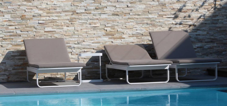 Barroco wand in Tuin Xcel Stones Mediterrane tuinen