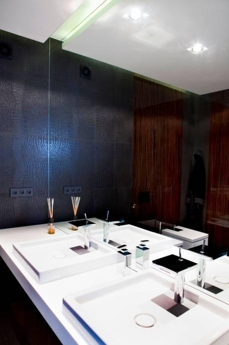 Łazienka: styl , w kategorii Łazienka zaprojektowany przez living box
