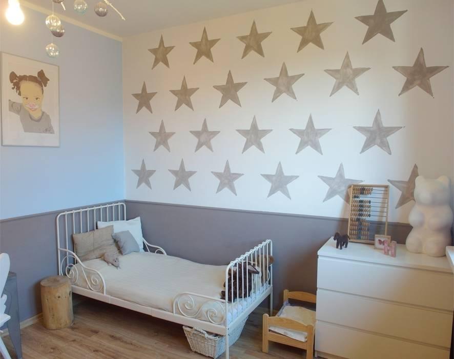 NaNovo Dormitorios infantiles de estilo ecléctico