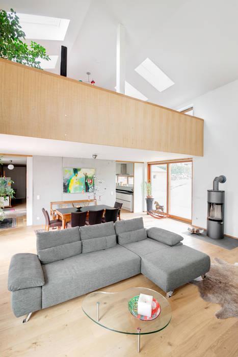 Modern Living Room by k² Architektur Modern