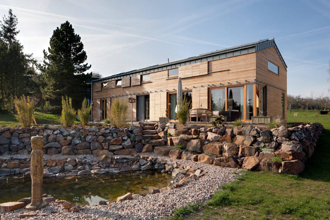 k² Architektur Casas de madera